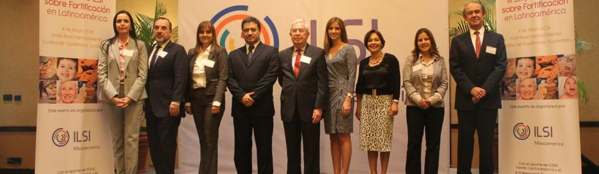 III Simposio ILSI Latinoamérica de Fortificación de Alimentos