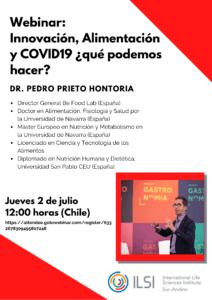 Webinar Dr Pedro Prieto